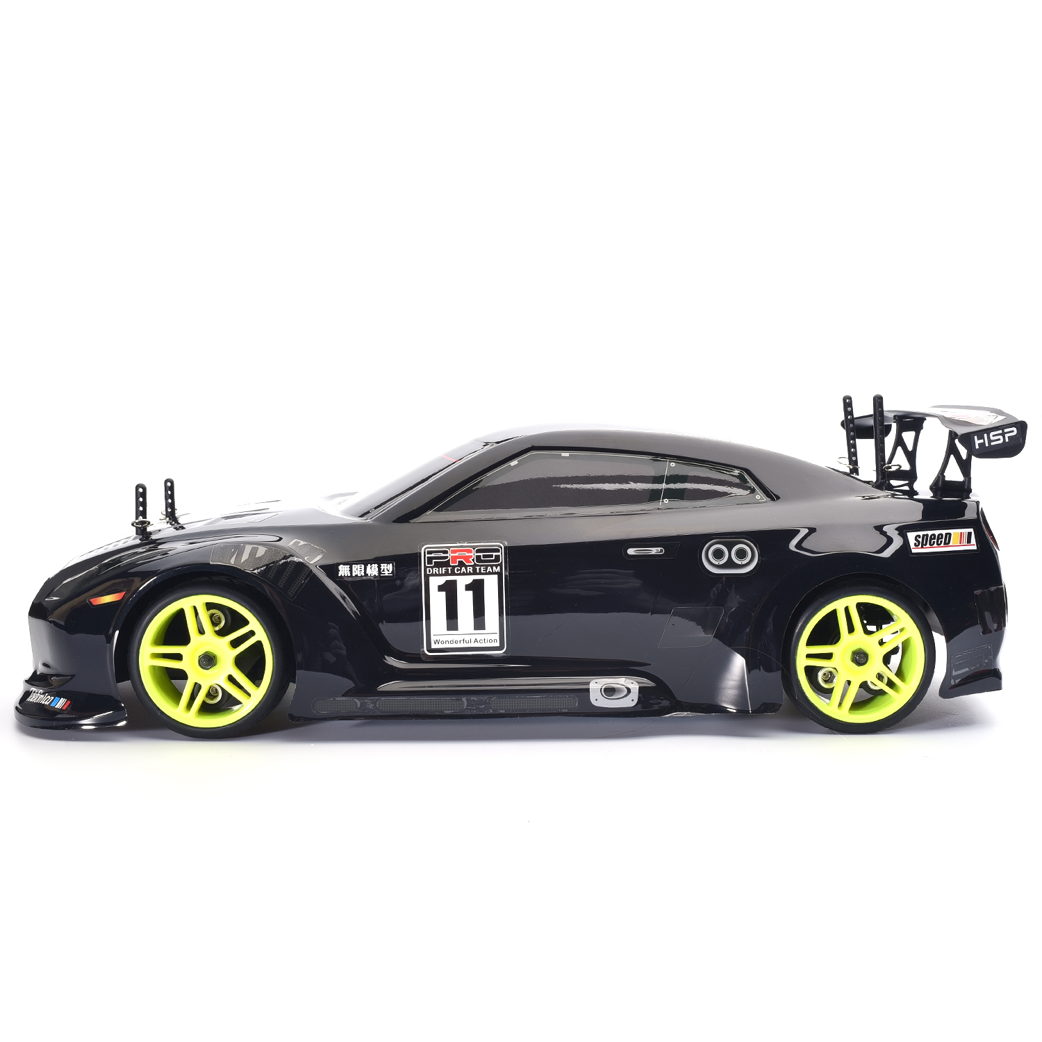 HSP Rc Drift Car 4wd 1/10 Scale On Road Racing Nitro Gas