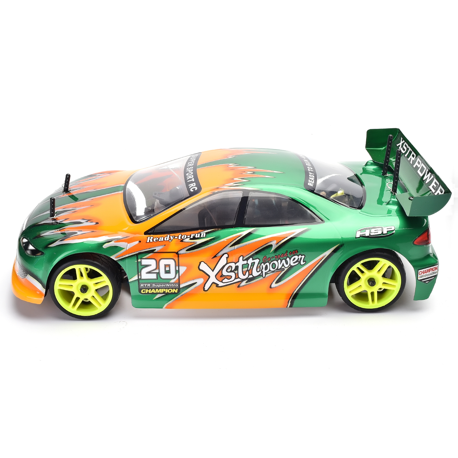 HSP Rc Drift Car 4wd 1/10 Scale Models On Road Racing