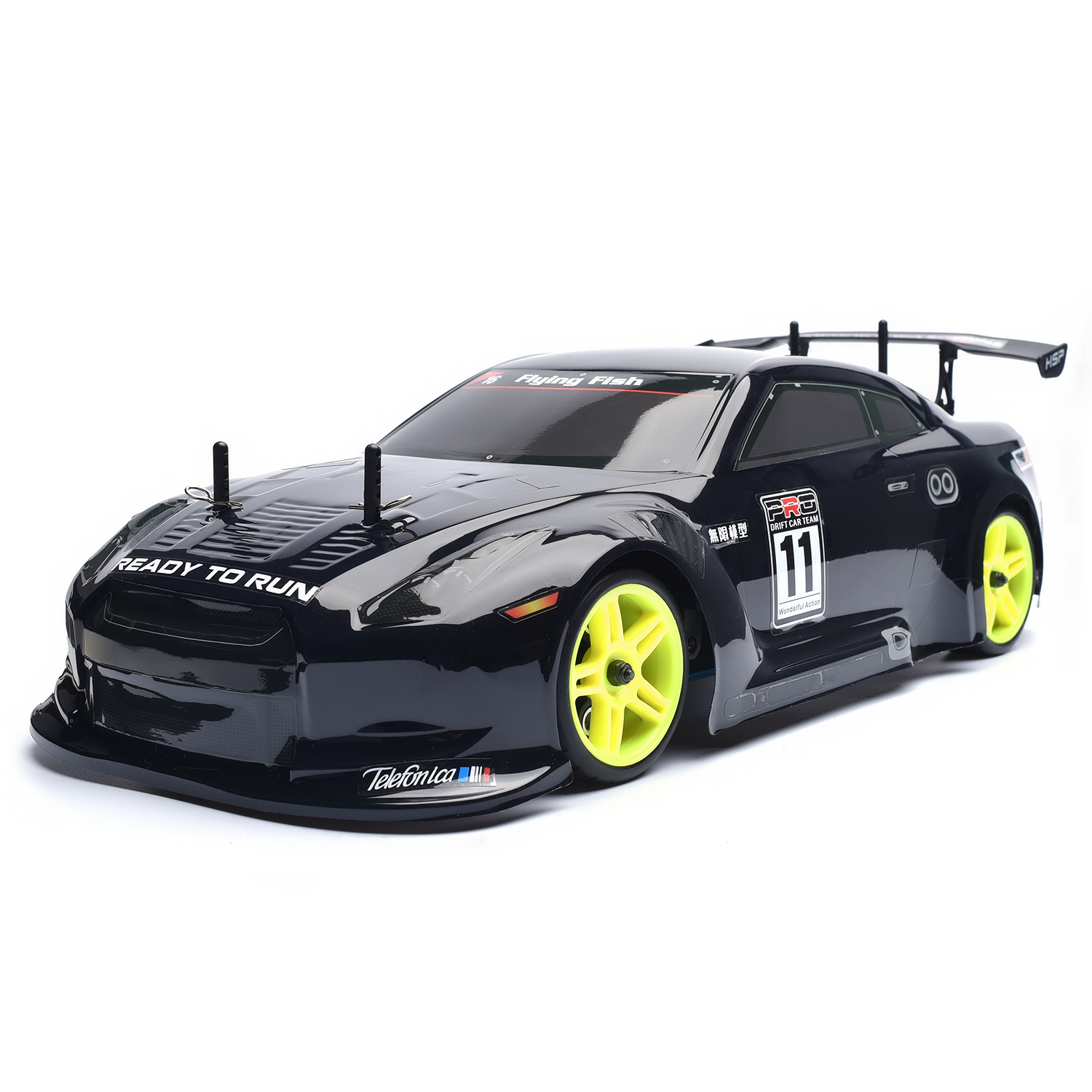 Hsp Rc Drift Car 4wd 1 10 Scale Racing Nitro Gas Power Touring