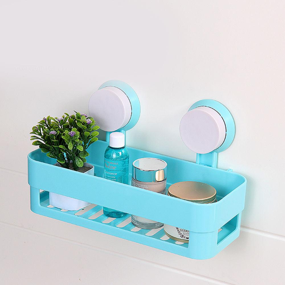 Bathroom Shower Storage Shelf Shower Caddy Shampoo Holder Rack ...