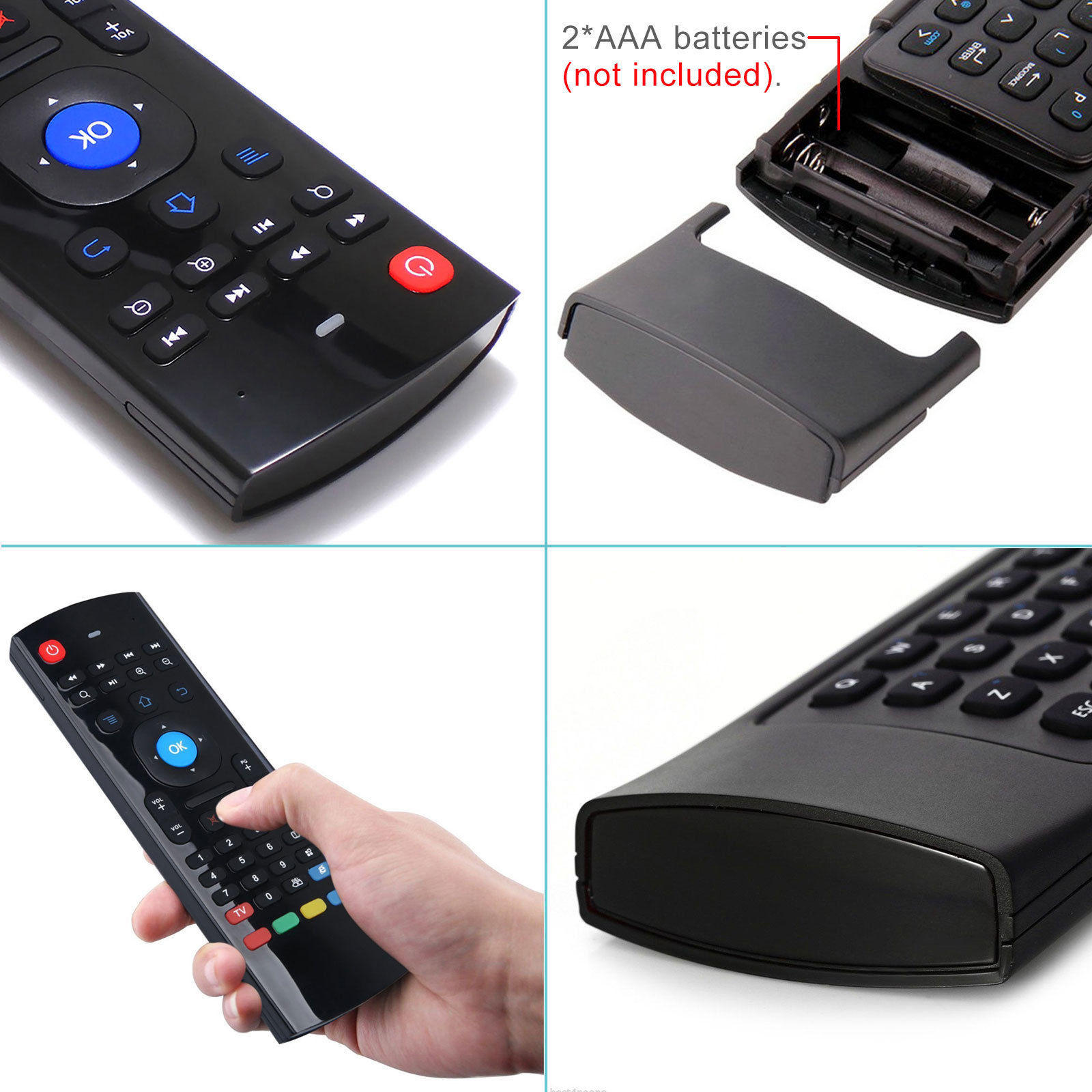 how to use android tv box remote control for tv