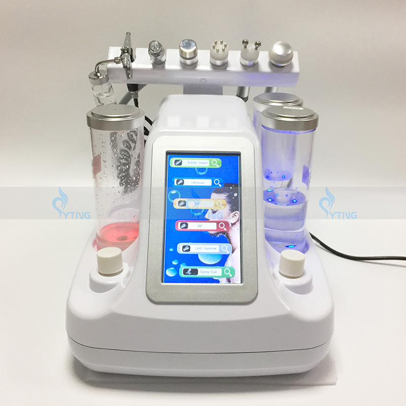 6in1 Hydro Water Dermabrasion Peel Hydrafacial Beauty