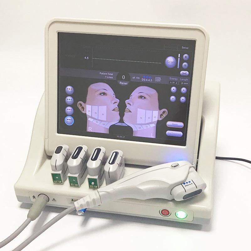 Ultrasound HIFU Skin Tighten equipment hifu Face and Body Lifting