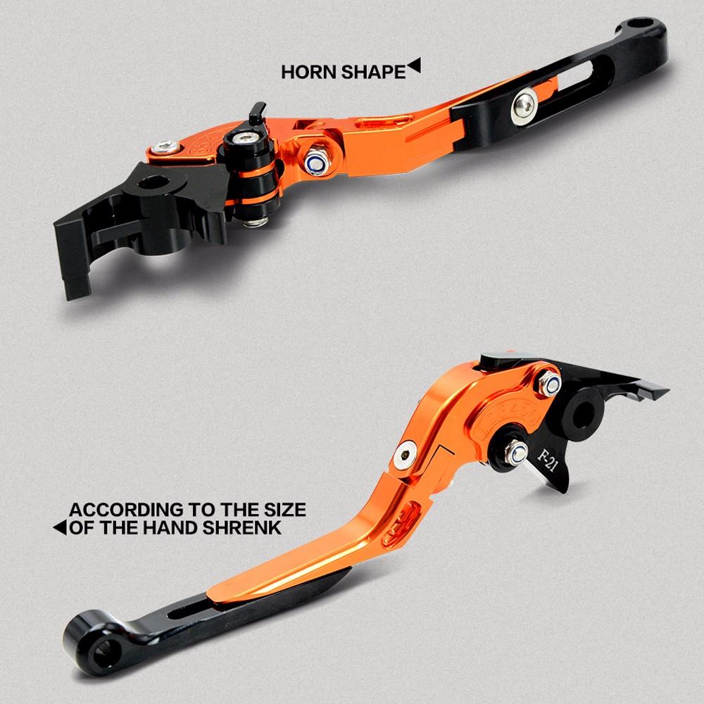 2020 Honda Fit: 2020 Motorbike Extendable Clutch Brake Levers Fit Honda