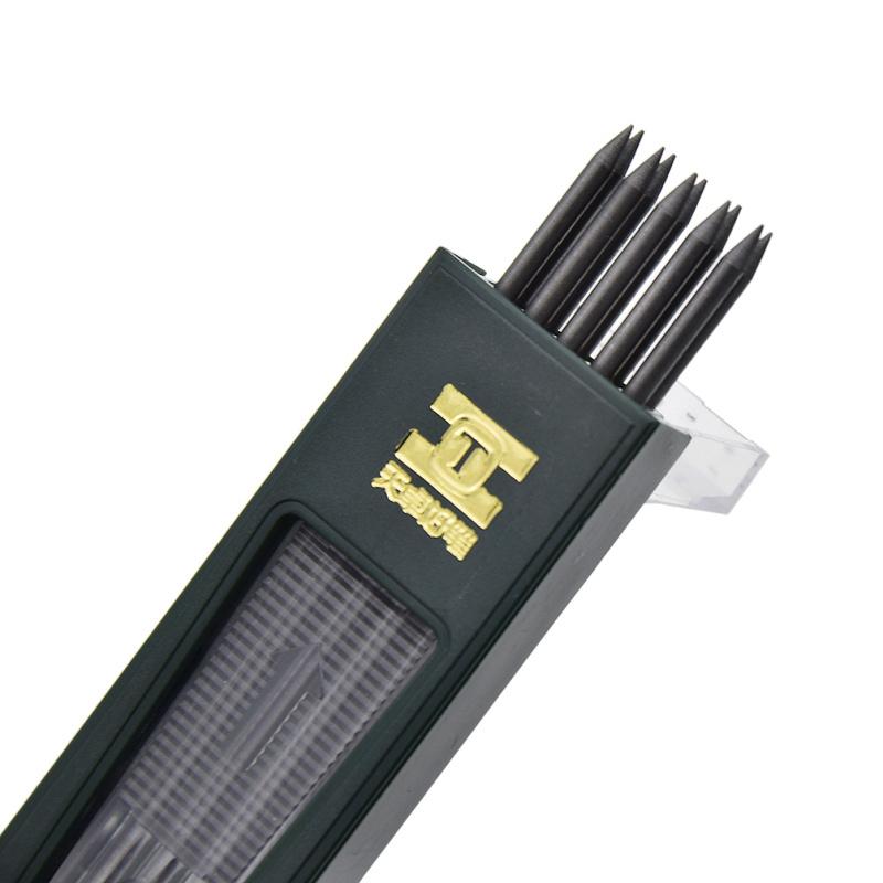 2 Rod HB Bleistift mit bunten Diamant Schule Malerei Schreiben BleistifteBCD