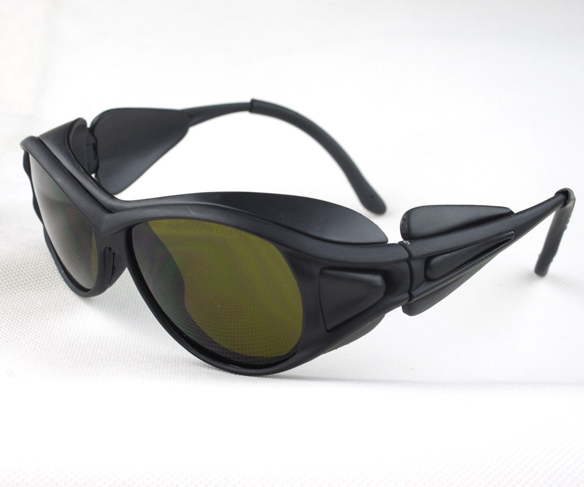 1064nm YAG Infrared IR Laser Protective Goggles Safety Glasses Eyewear w Box