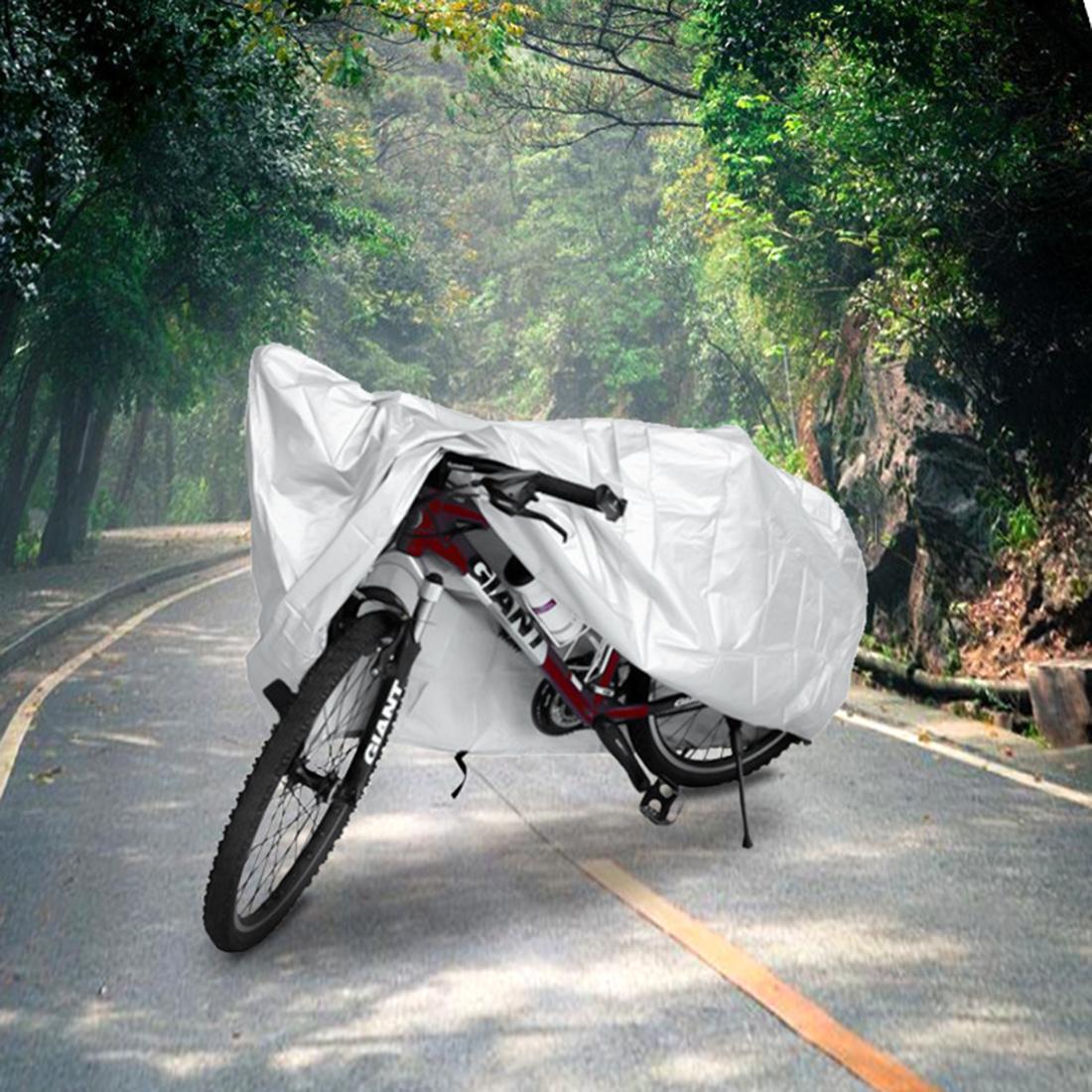 Bicycle Mountain Bike Motocycle Waterproof Dust Polyester Cover Hood CA