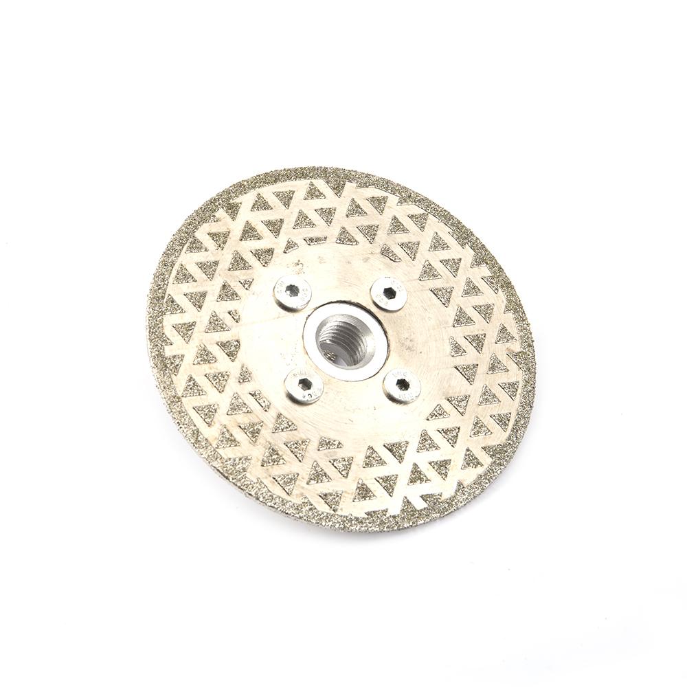 125*32*16*10*3 Diamond Wheel Grinding Disc Grain Fineness Cutting  Rotary Tool