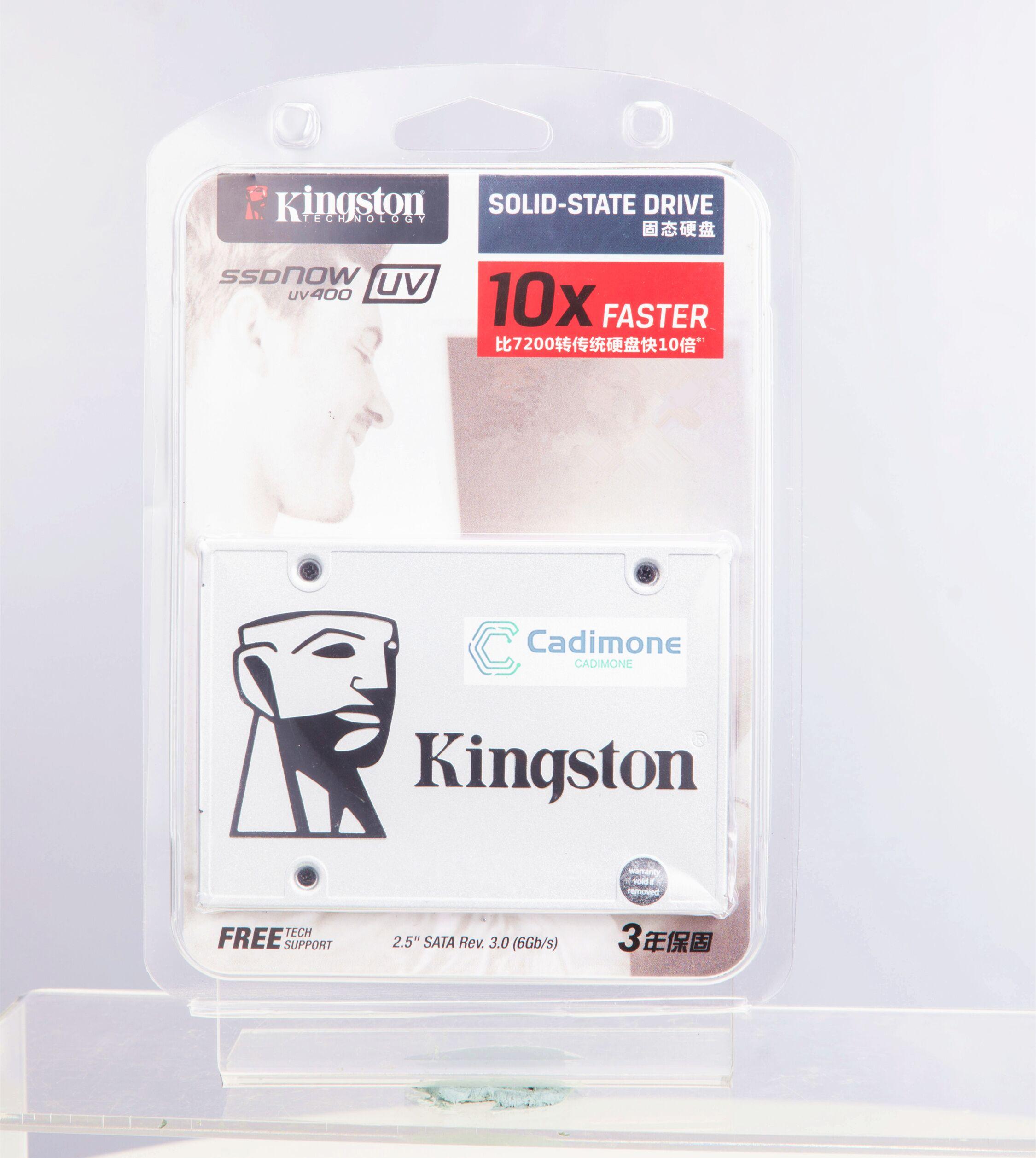 """New SSD UV400 2.5/"""" 120GB SATA III TLC Internal Solid State Drive For Kingston"""