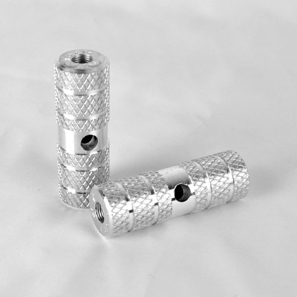 2PCS Multi-color Axle Foot Pegs For Fixie Bike Bicycle BMX New York Stock