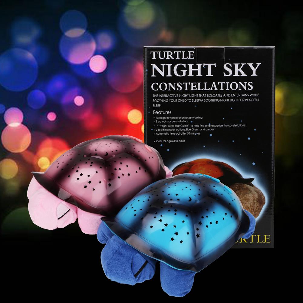 Led Camera Da Letto dettagli su turtle notte star light lampada proiezione cielo led musicali  bambino kids dormire camera da letto- mostra il titolo originale