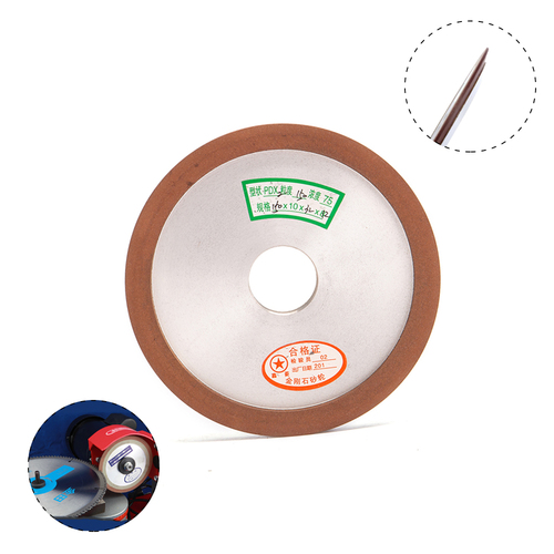 5/'/' Resin Diamond Grinding Wheel 150-400Grit Cutter Sharpener Disc Abrasive Tool