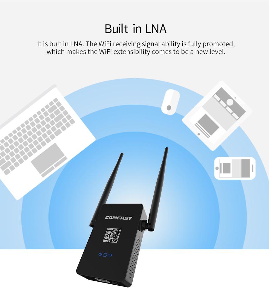 Atemberaubend Am Verstärker T Wireless Router Galerie - Der ...