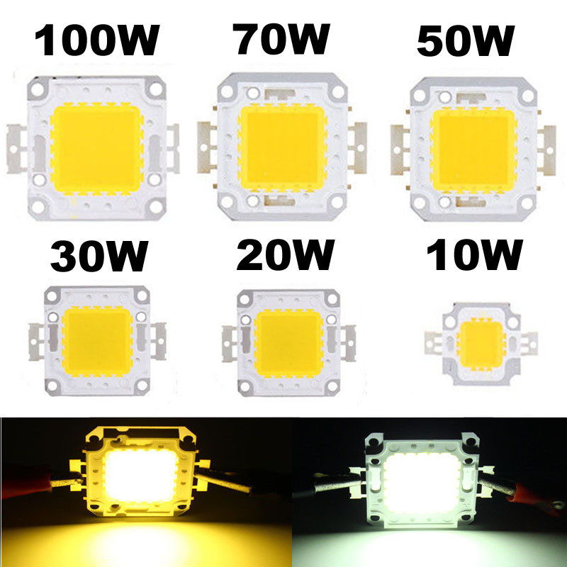 10//20//30//50//100W SUPER BRIGHT SMD LED HIGH POWER BULB FOR FLOODLIGHT//EXTERIOR
