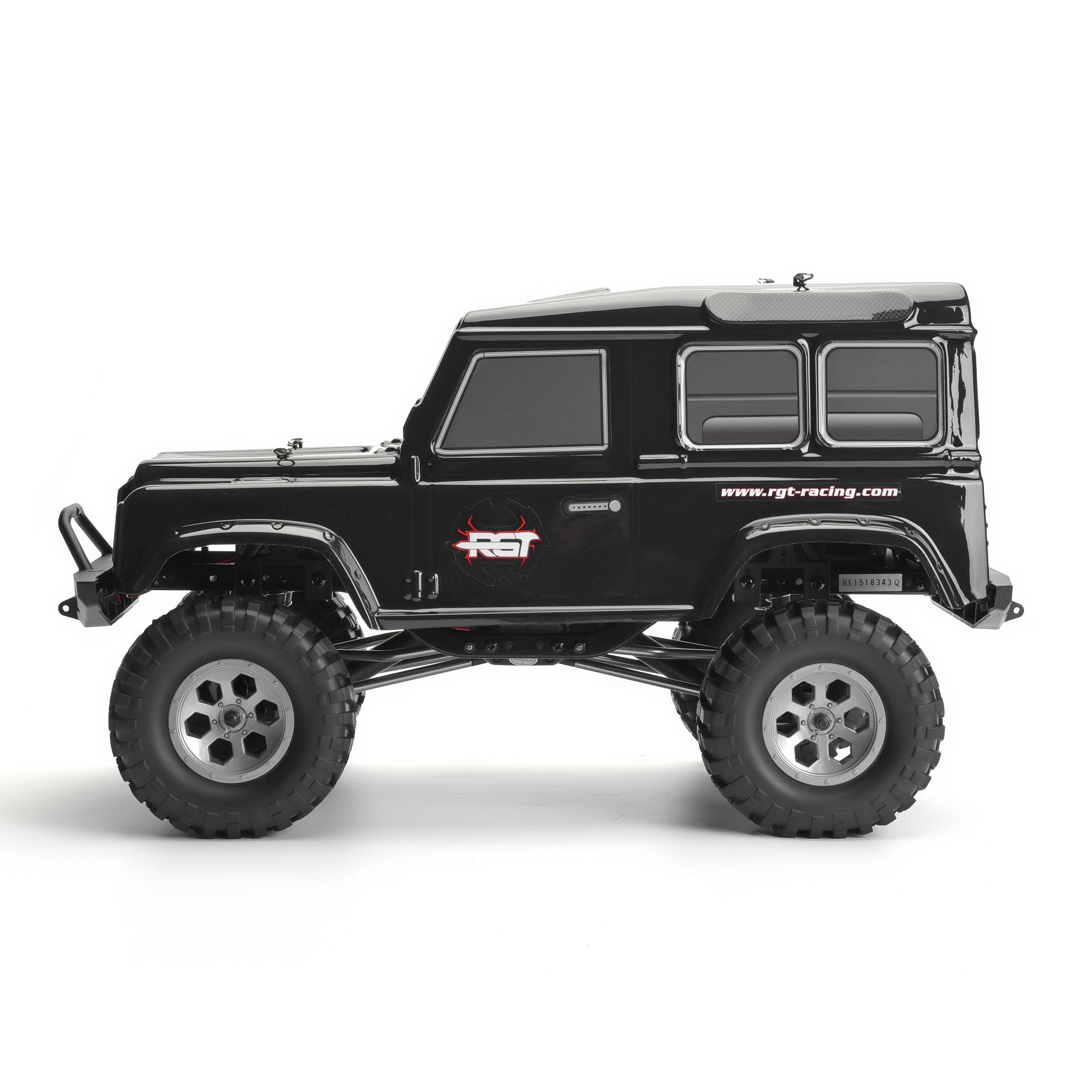RGT Electric Rc Car 1/10 Scale 4wd Off Road Monster Truck Rock ...