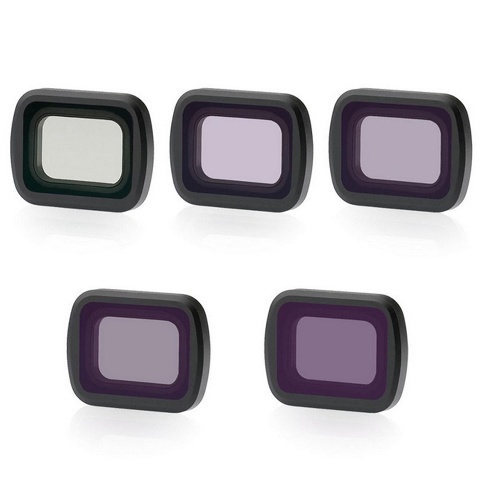Für Xiaomi FIMI PALM Kamera Objektiv Filter ND-PL CPL ND8-PL ND16-PL ND32-PL Set