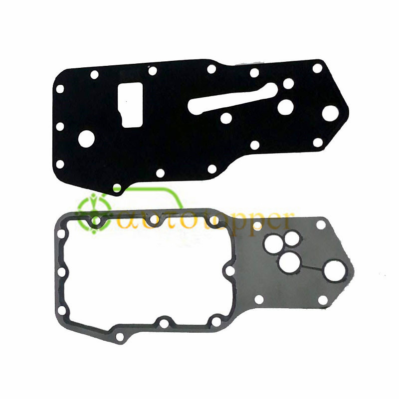 Cummins Oil Cooler Mounting Gasket 5.9 6B 6BT 89-97 Dodge Ram Turbo 4932124 NEW