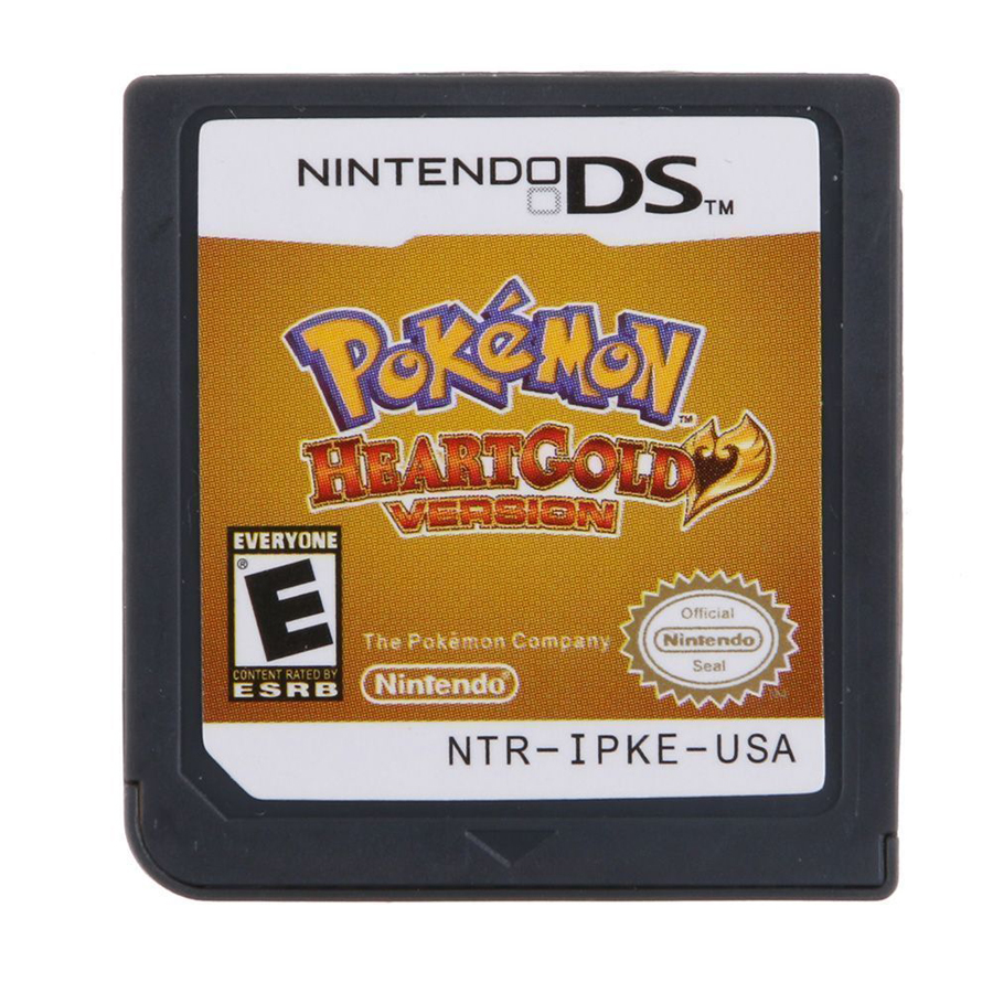 pokemon heart gold rom drastic