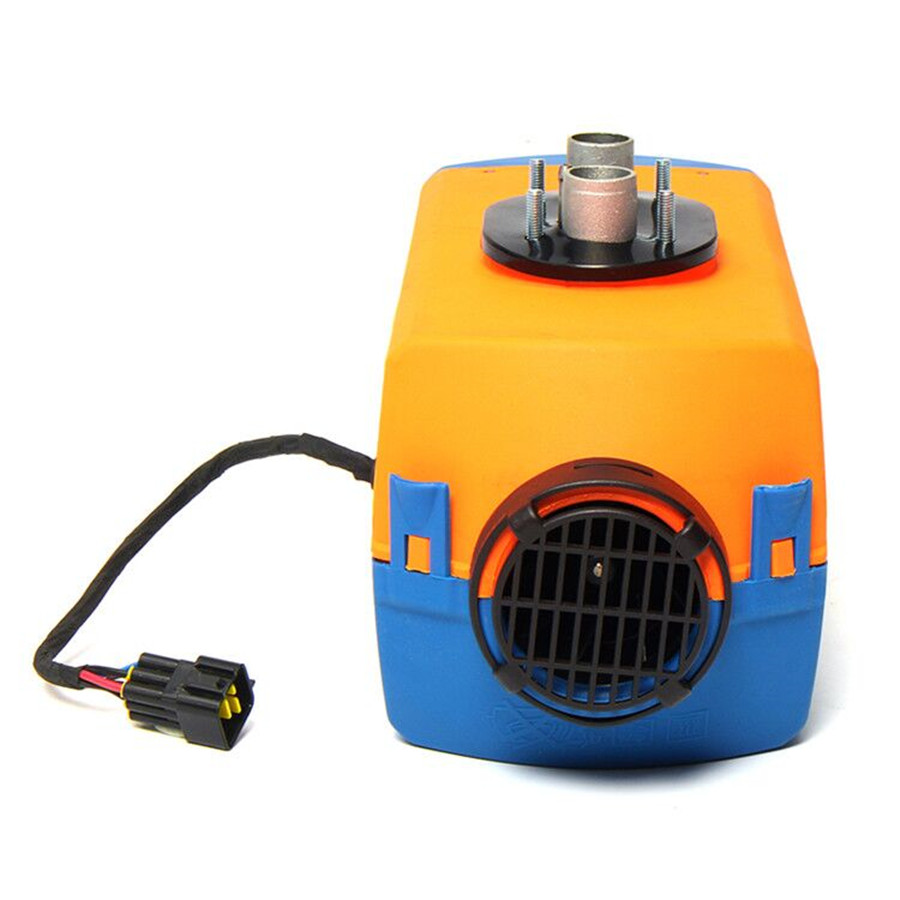 12v 3kw 5kw Compact Car Van Air Diesel Heater W Digital Switch Vanair Wiring Diagram Silencer Piipe