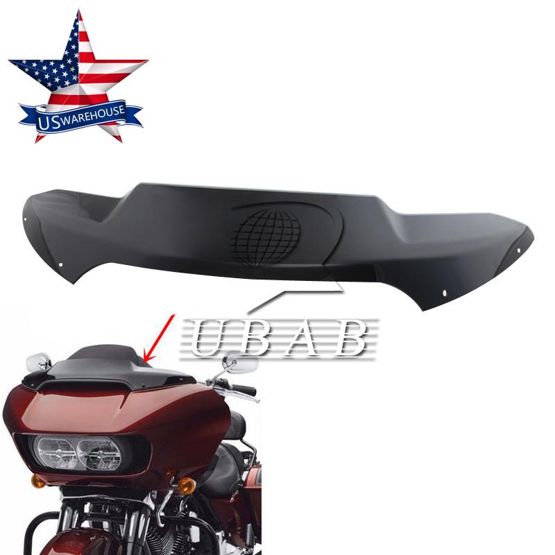 "4.5/""Clear Wave Windshiled for 15-17 Harley Road Glide FLTRX FLTRXS FLTRU ABS"