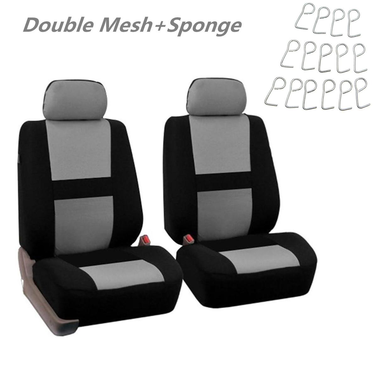 Premium Seat Cover for Sea-Doo Spark 2014-2018 3 Passenger 3 UP GRAY BLACK