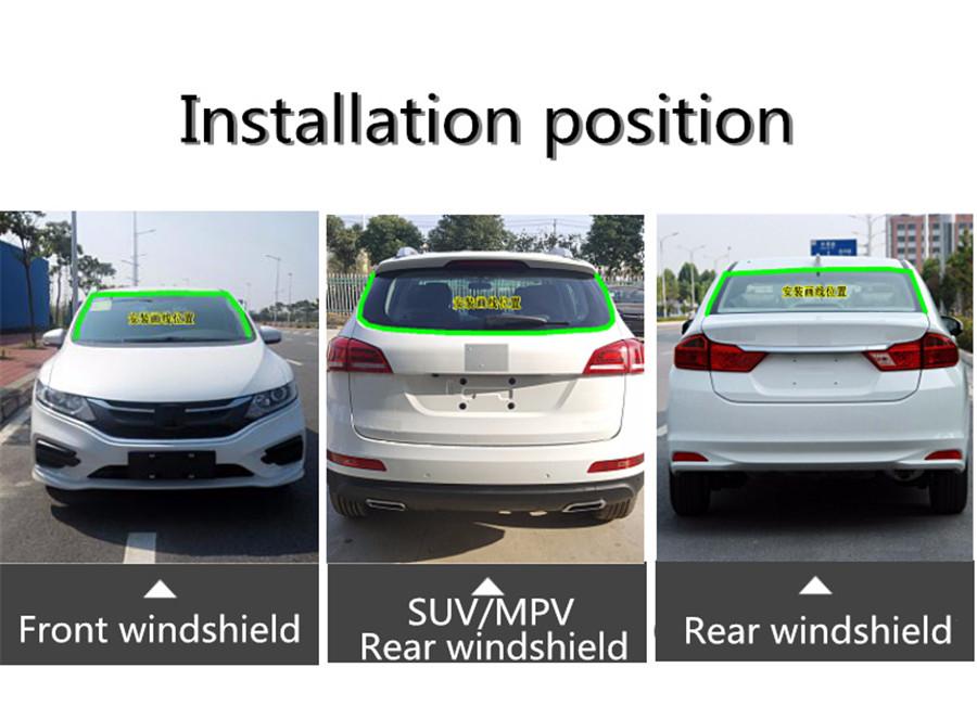 New 3m Rubber Moulding Car Roof Edge Windscreen Sunroof