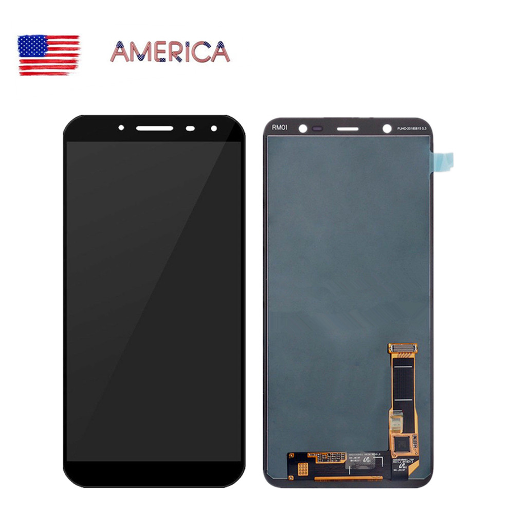 240cd94c83035 Product Description. Touch Digitizer LCD Screen Display Samsung Galaxy J8 SM -J810M/DS ...
