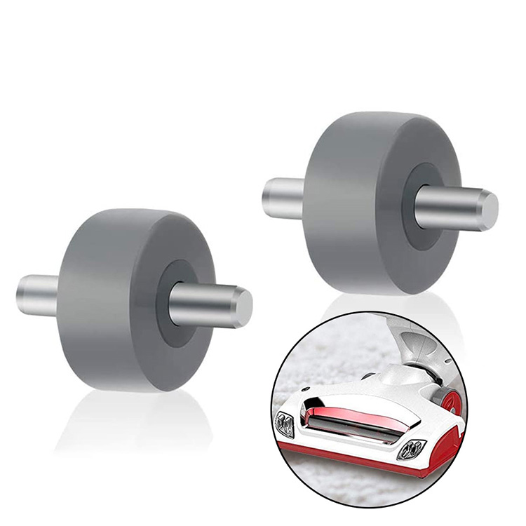 Vacuum Cleaner Small Wheels Parts Replacement for Shark NV350 NV352 NV355 NV500