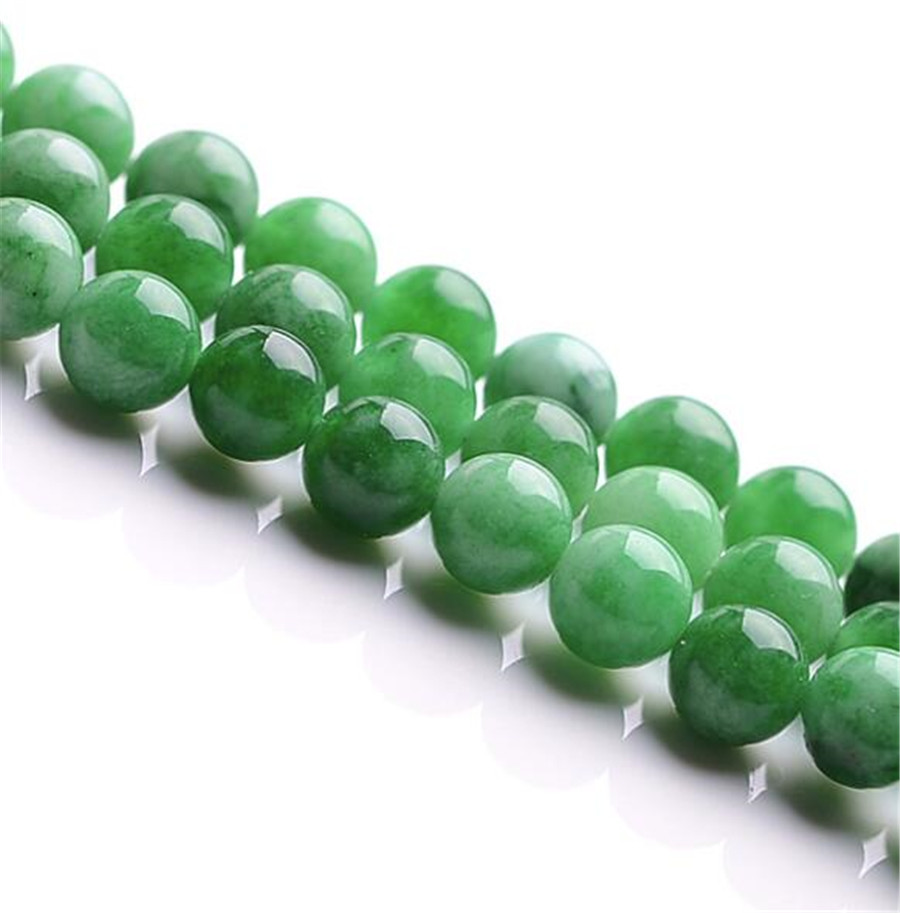 """Natural Gemstone Oval Spacer Loose Beads 8mm 10mm 14mm Quartz Turquoise Jade 16/"""""""