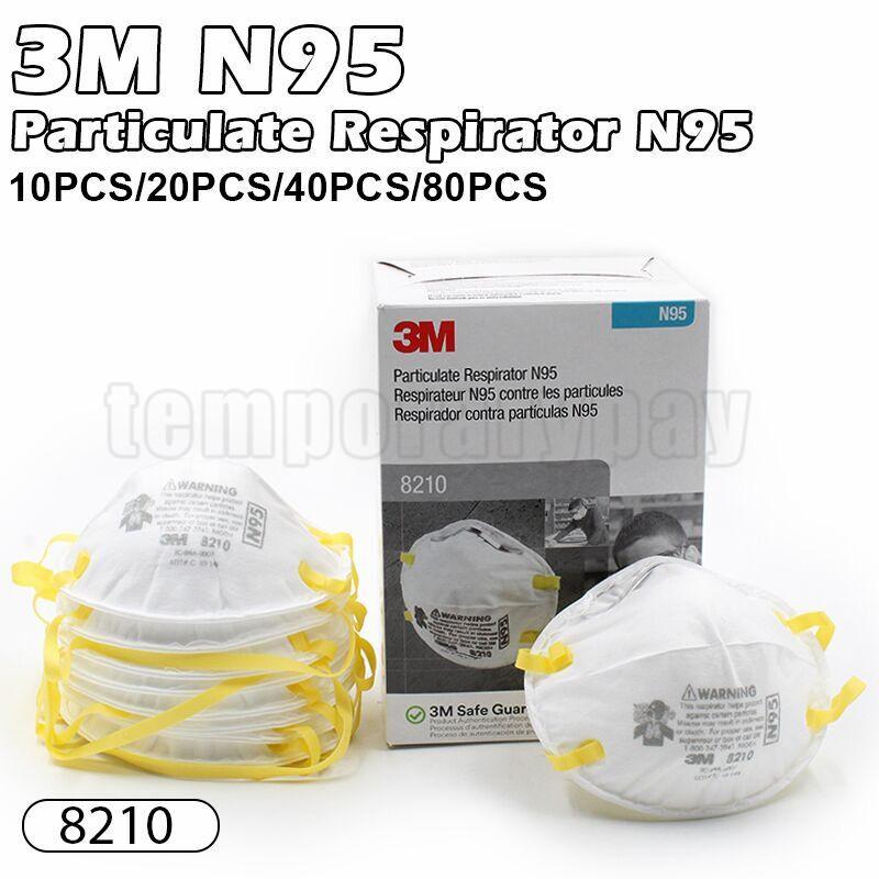 3m n95 masks 8210