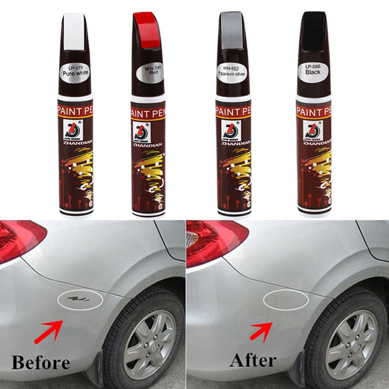 touch up pens car auto scratch repair remover paint pen. Black Bedroom Furniture Sets. Home Design Ideas
