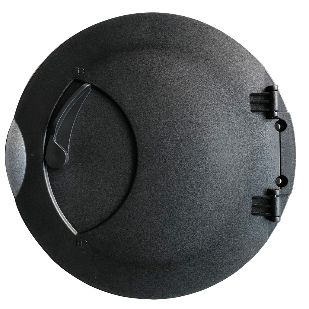 6 Inch Hole threaded lid Diameter Deck Plate Kit Deck Hatch Bag for Kayak Boat