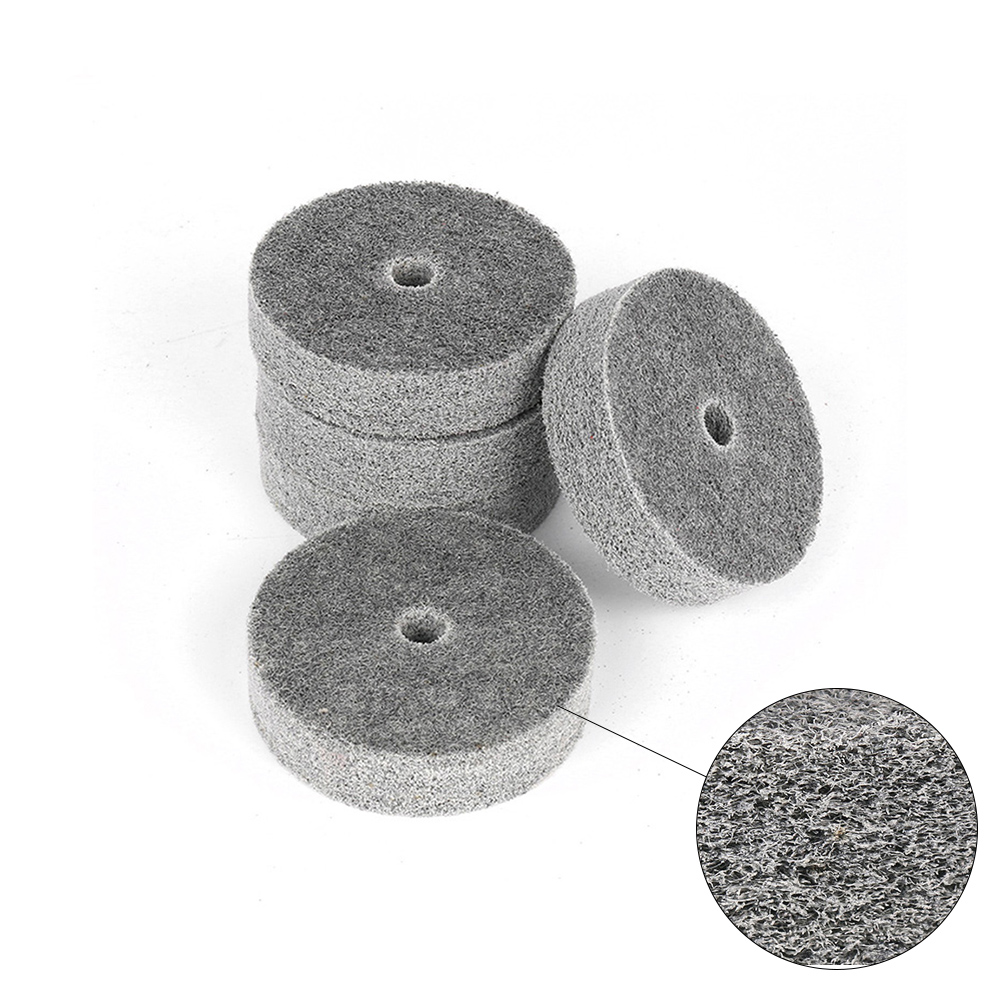 Diamond Soft Grinding Disc Polish Pad For Glass Stone Marble Grainte 5pcs//lot