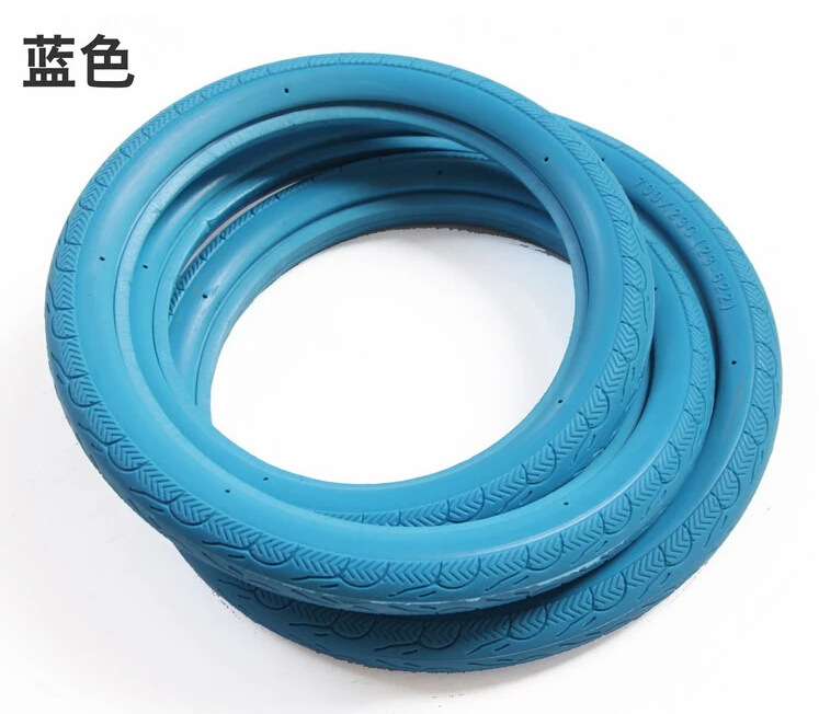 700x23C Bicycle Cycling Solid Tire Tubeless Road Bike Vacuum Tyre ...