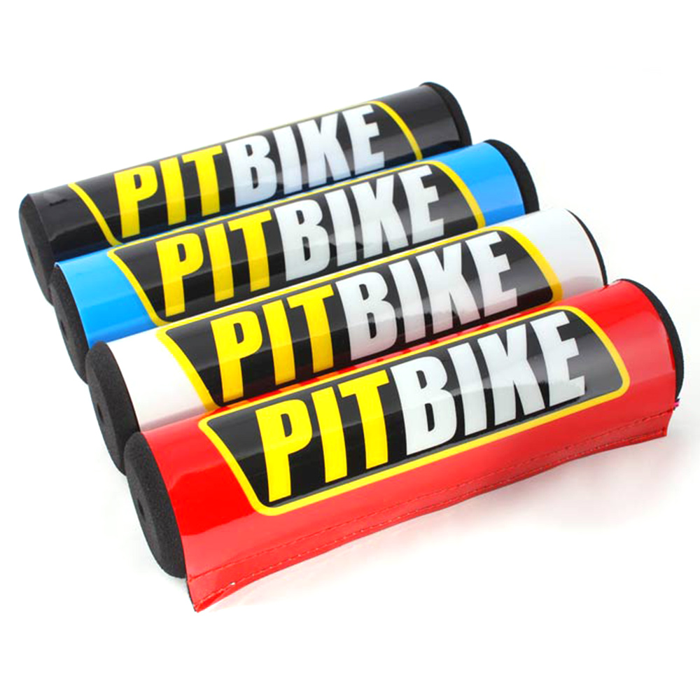 "7.9/"" Blue PRO DIRT BIKE Motorcyle Motorcross Handlebar Cross Bar Pad"