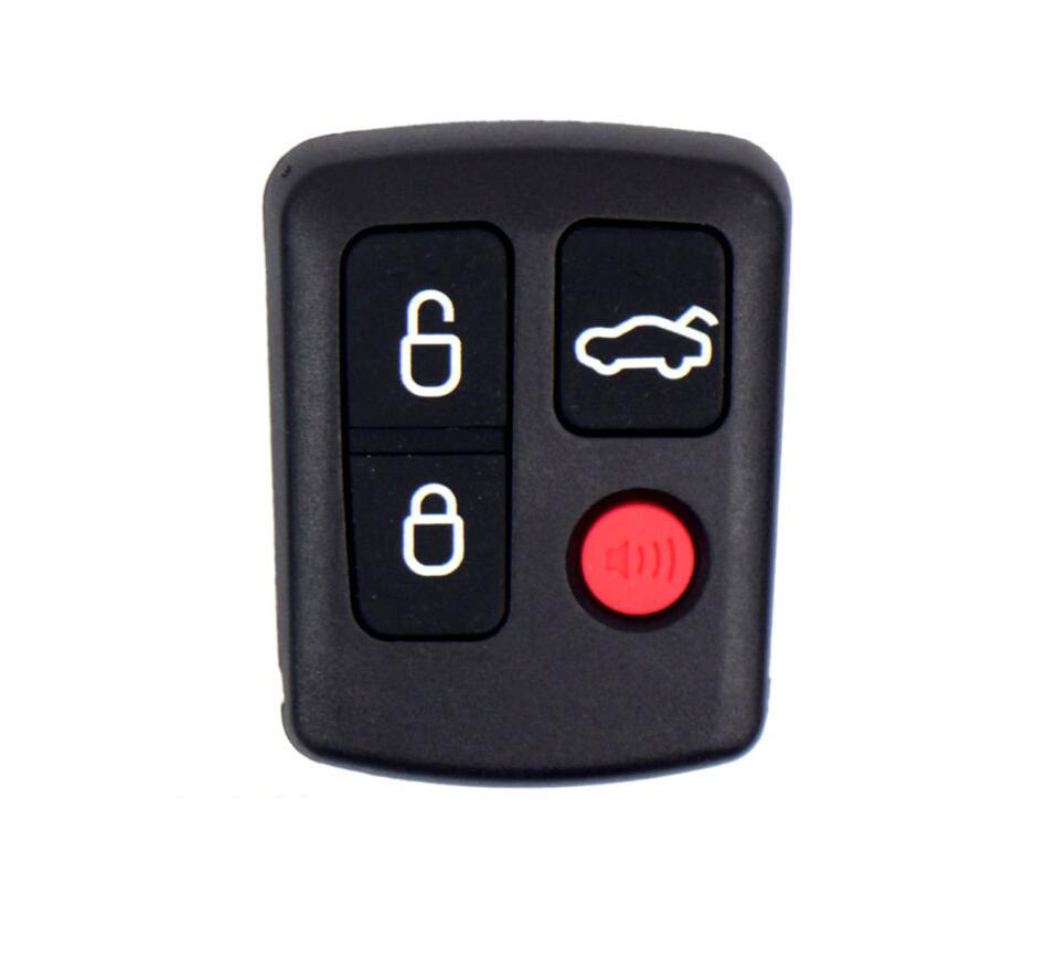 4 Buttons Remote Key Shell Case For Ford BA BF Falcon