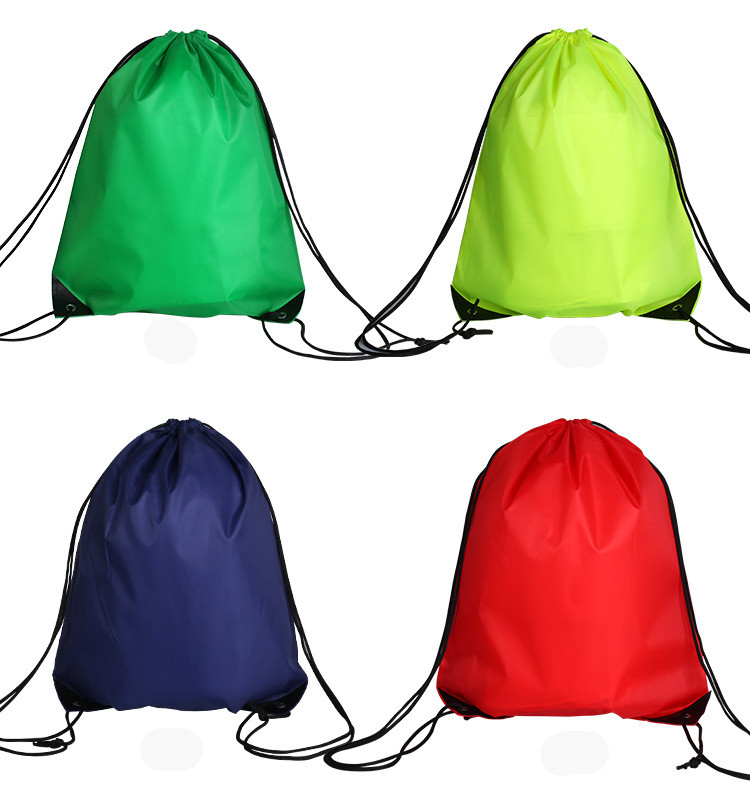 SCHOOL DRAWSTRING BAG SPORT DANCE SWIM PE KIT SHOES BOYS GIRLS BACKPACK COLOURS