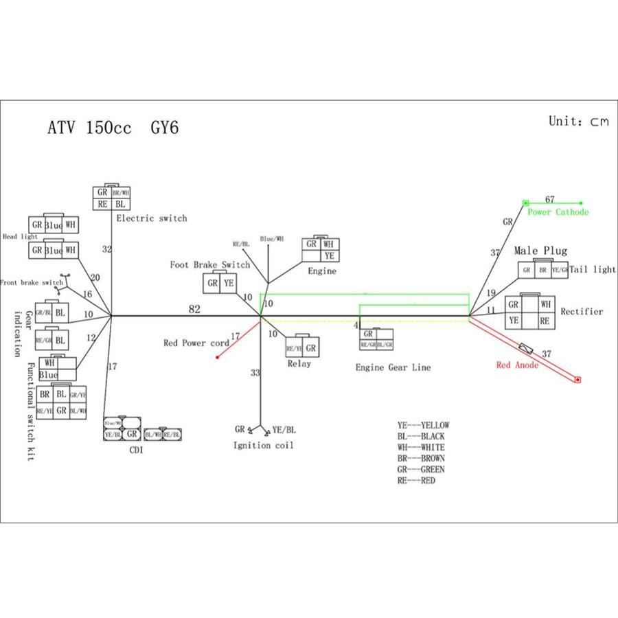 Automatic Door Opener Circuit Diagram Ricky Xr650r Stator Wiring