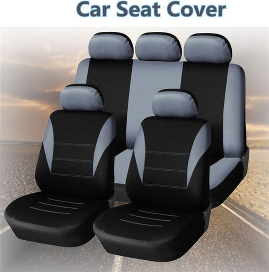 Superb Details About Universal 5 Seat Car Frontback Rear Row Seat Cover Durable Breathable Mesh Pad Theyellowbook Wood Chair Design Ideas Theyellowbookinfo