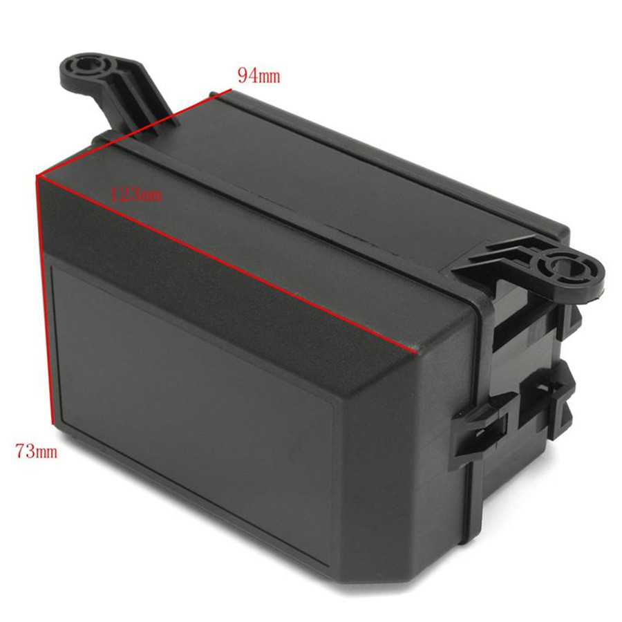 Durable Fuse Box Auto 6 Relay Block Holders 5 Road For Car Trunk Atv Saab 9 3 Boot Insurance
