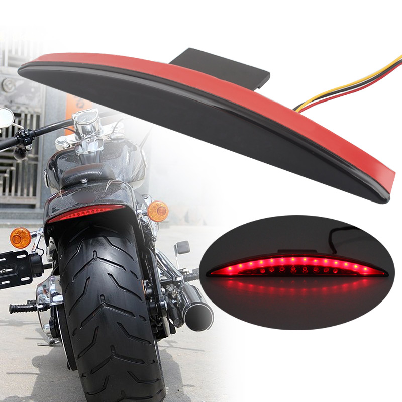 2PCS Various Reflectors Universal For Motorcycles ATV Bikes Dirt Bikes RS