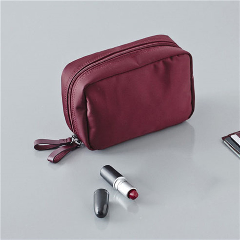 travel small cosmetic bag cosmetic case makeup bag