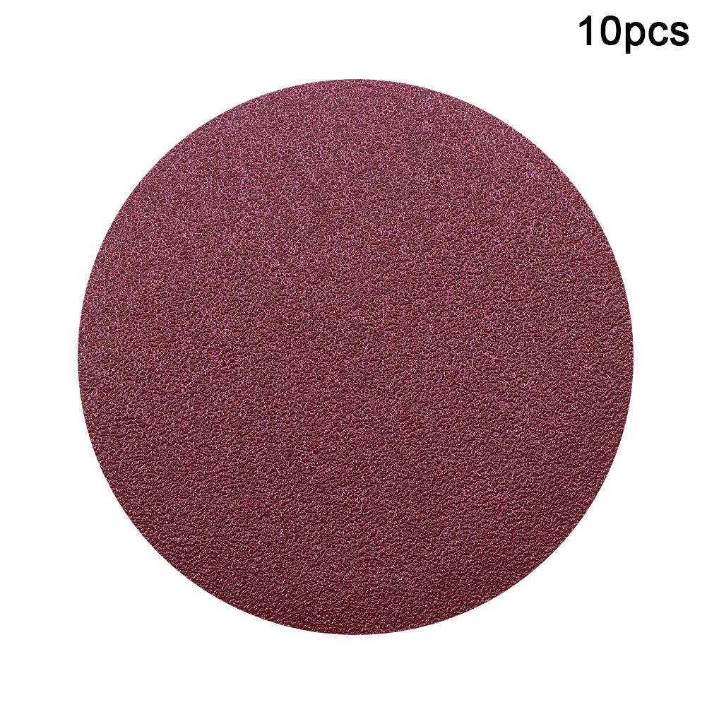 10 x 4/'/'inch 100mm Sander Disc Sanding Pad 40-2000 Grit Polishing Pad Sandpaper