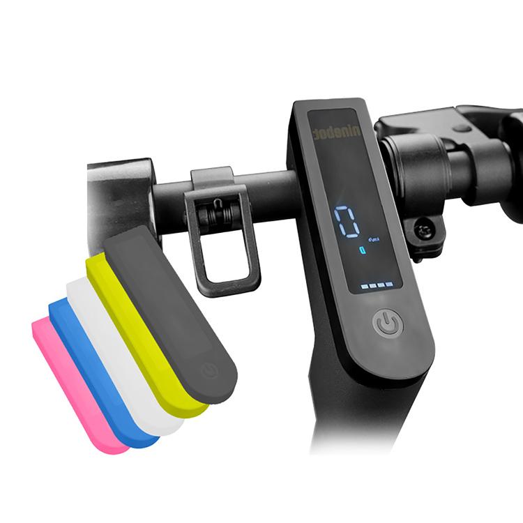 Scooter Wasserdichtes Silikon GehäUse für Ninebot MAX G30 Armaturen U9A5