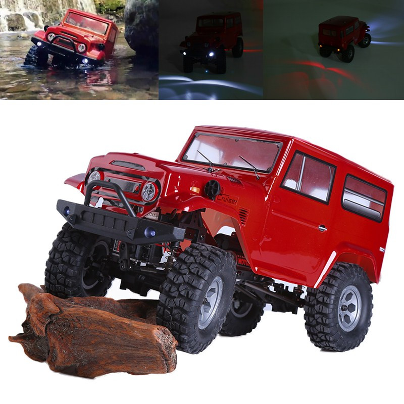 1 10 scale electric 4wd off road rock crawler rock cruiser. Black Bedroom Furniture Sets. Home Design Ideas