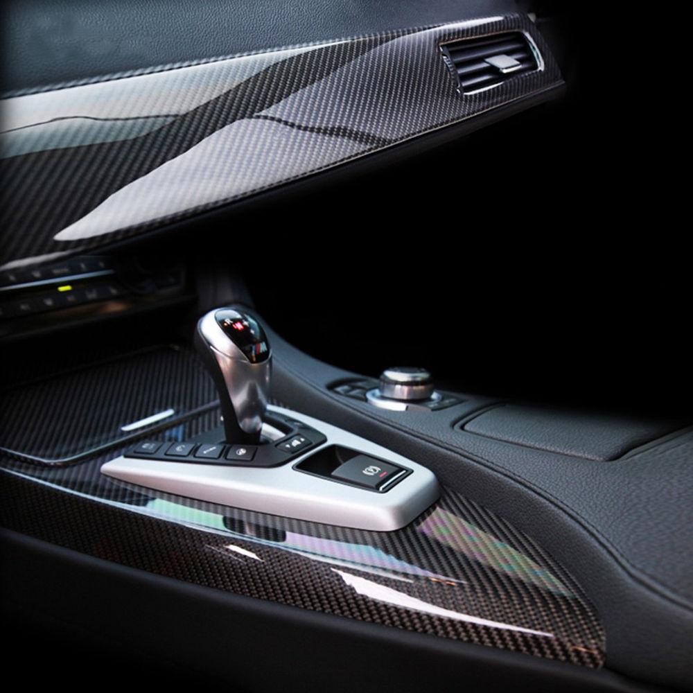 30x152cm 5d Ultra Shiny Glossy Carbon Fiber Auto Vinyl