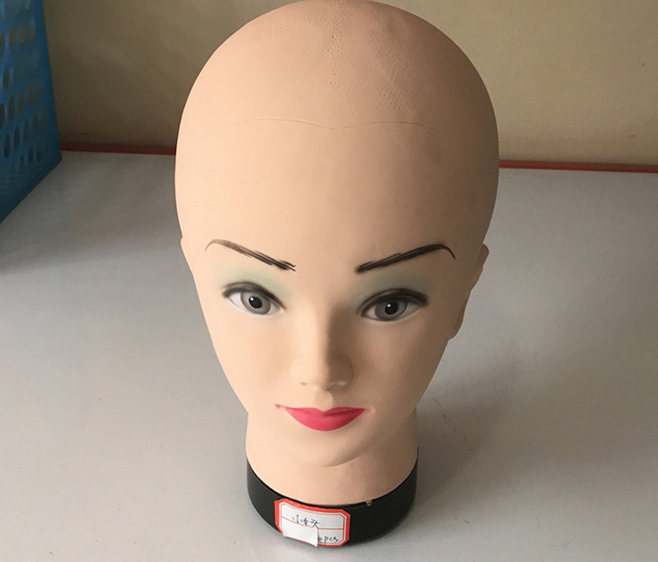 Perückenkopf Hutständer PuppenKopf Dekokopf Modellkopf Deko Schaufensterkopf