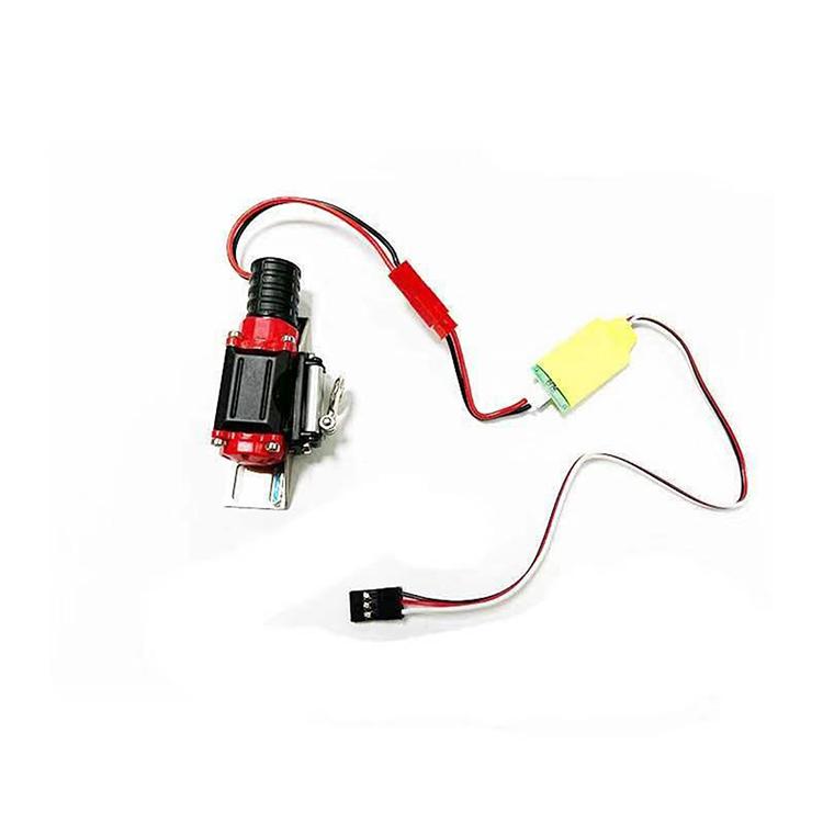 Robustes Winden-und Fernbedienung Empfänger Kabel für 1//10 TRX4 SCX10 D90 90046