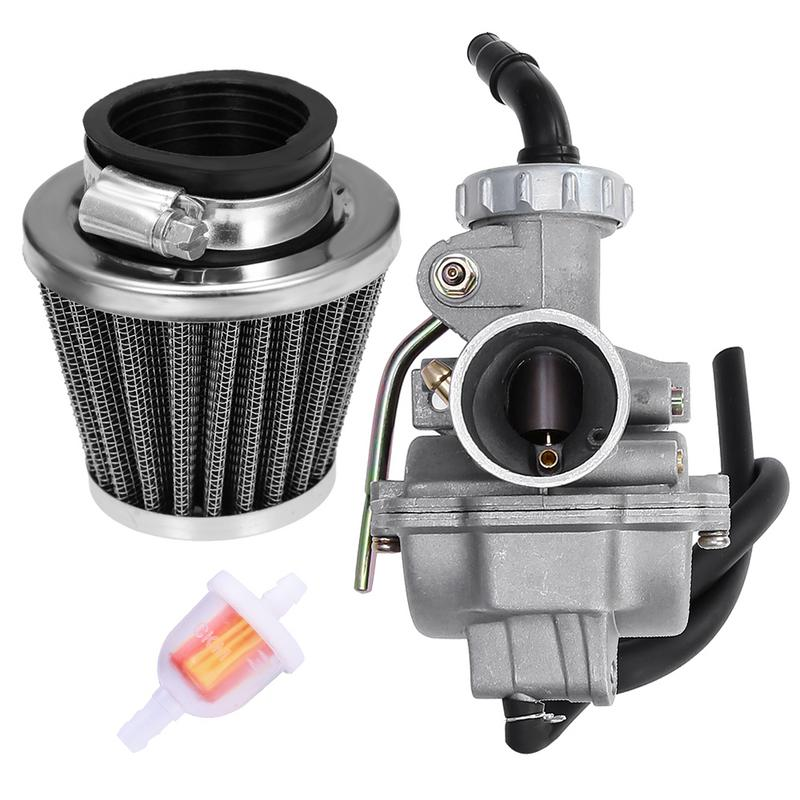 Carburetor Air Fuel Filter Kit for Taotao ATA110 ATA110B ATA110D ATA110F ATA110L