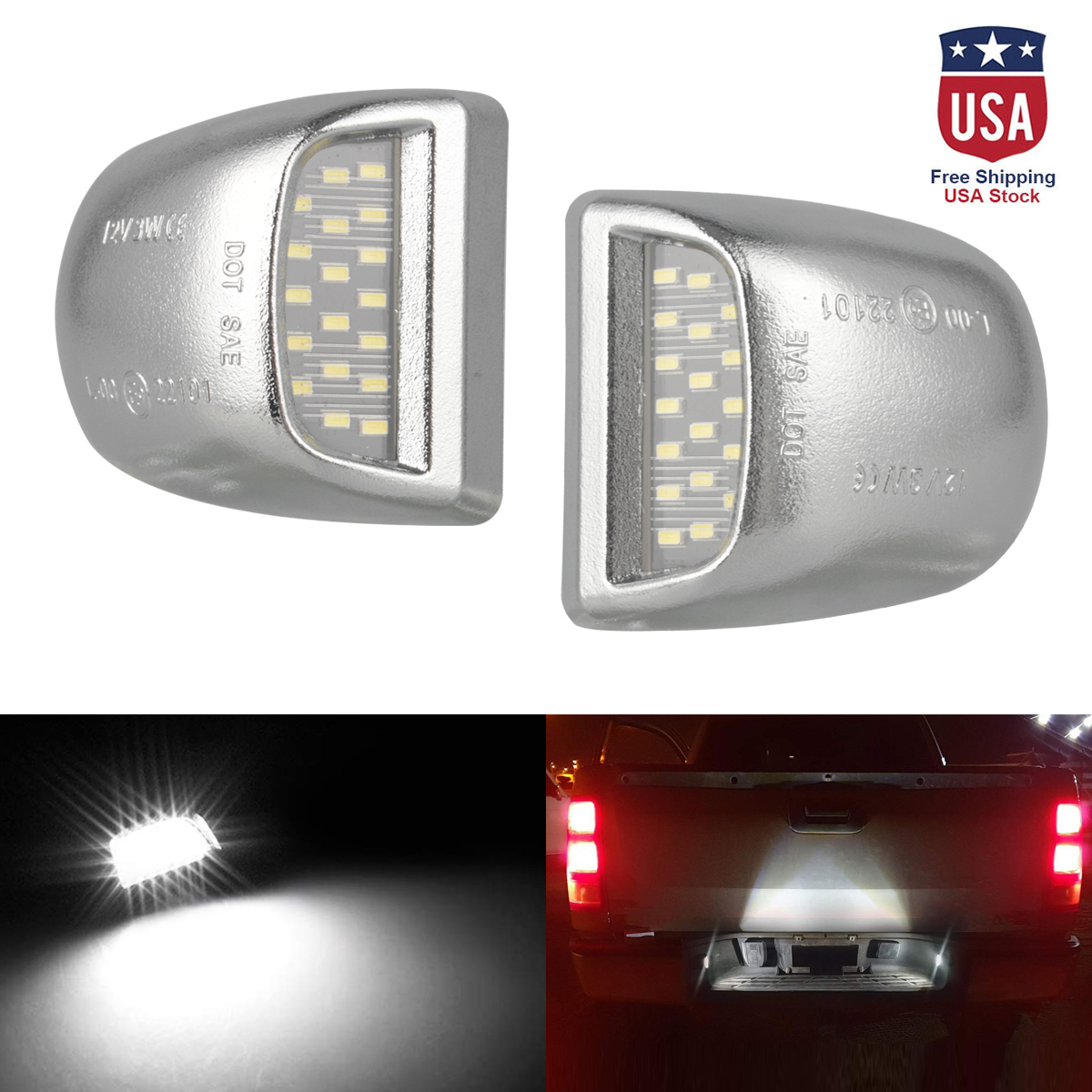 Driving//Fog Lamps lights For 2000-2013 Chevy Suburban 03 04 05